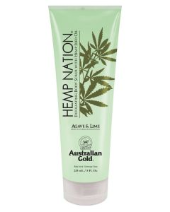 Australian Gold Hemp Nation Agave & Lime Body Scrub