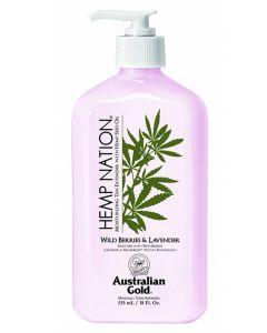 Australian Gold Hemp Nation Wild Berries & Lavender Moisturizer 535ml