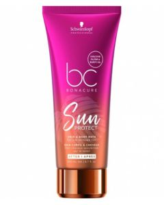 BC Bonacure Sun Protect Hair And Body Bath