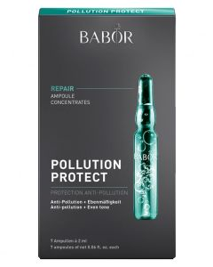 Babor Repair Ampoule Concentrates Pollution Protect 7x2ml