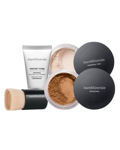 BareMinerals Original 4-Piece Get Started Kit Medium Tan 18