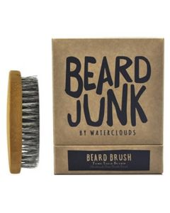 Beard Junk by Waterclouds Beard Boar Bristle Brush