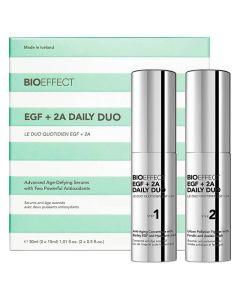 Bioeffect EGF + 2A Daily Duo 2 x 15ml