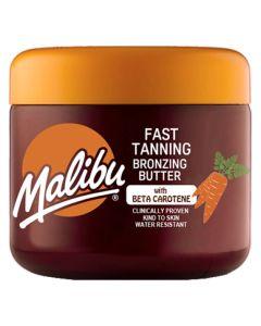 Malibu Fast Tanning Bronzing Butter With Beta Carotene 300ml