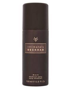 David Beckham Intimately Men Deodorant Spray (U) 150 ml