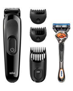 Braun Styling Kit Beardtrimmer + Gillette Fusion 5 Proglide