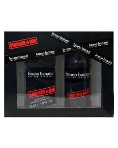 Bruno Banani Dangerous Man Gift Box