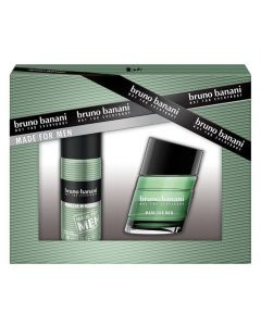 Bruno Banani - Made For Men Gift Box