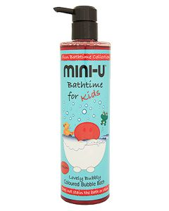 MINI-U Lovely Bubbly - Red 500 ml