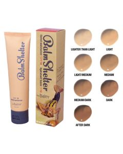 The Balm Balm Shelter Tinted Moisturizer - Dark 64 ml