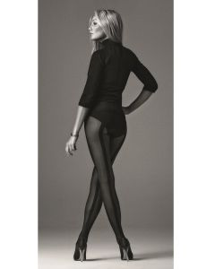 Caroline Fleming - Always Beautiful (20 Den) - Black L/XL