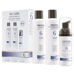 Nioxin 6 Hair System KIT (U)