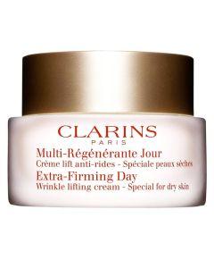 Clarins - Ekstra Firming Day Wrinkle Lifting Cream -  Dry Skin 50ml