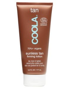 COOLA  Tan Sunless Tan Firming Lotion  177ml