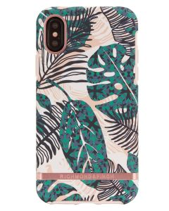 Richmond And Finch Tropical Leaves iPhone X/Xs Cover (U)