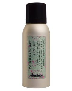 Davines More Inside Strong Hairspray