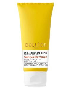 Decleor Body Firming Cream Tonic Grapefruit