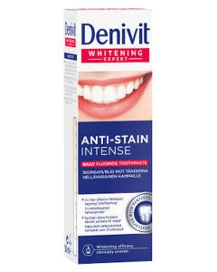 Denivit Tandpasta - Anti-Stain Intense