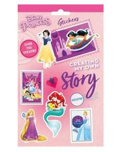 Disney Princess Stickers - ref. PSSTR3