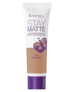 Rimmel Stay Matte Foundation - 303 True Nude  30 ml