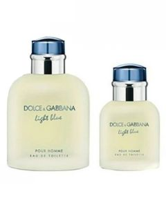 Dolce & Gabbana Light Blue Pour Homme Gift Box