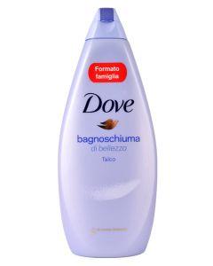 Dove Caring Bath Talco Body Wash