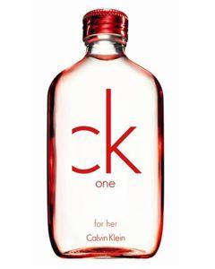 Calvin Klein CK One Red Edition 50 ml