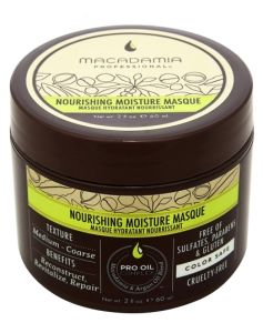 Macadamia Nourishing Moisture Masque (N) 60 ml