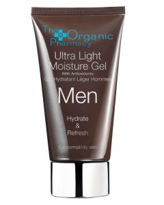 The Organic Pharmacy Men Ultra Light Moisture Gel  75 ml