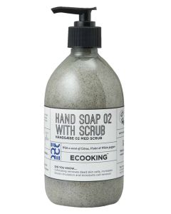 Ecooking Hand Soap 02 With Scrub 500ml