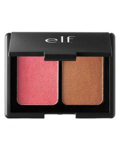 Elf Aqua Infused Blush & Bronzer Bronzed Pink Beige (57038)