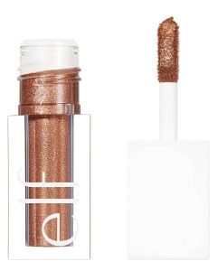 Elf Liquid Glitter Eyeshadow Copper Pop (83443)