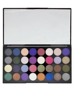 Makeup Revolution Ultra Eyeshadows Palette Eyes Like Angels