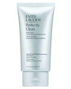 Estee Lauder Perfectly Clean Creme Cleanser/Moisture Mask Dry Skin