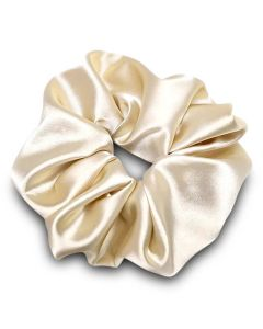 Everneed Hanna Mega Scrunchie Silk Ivory