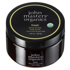 John Masters Fresh Lemon & Lime Body Scrub