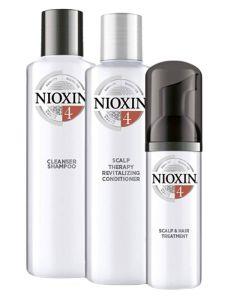 Nioxin 4 Hair System KIT