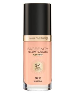 Max Factor Facefinity 3-in-1 Foundation Natural 50 - 30 ml