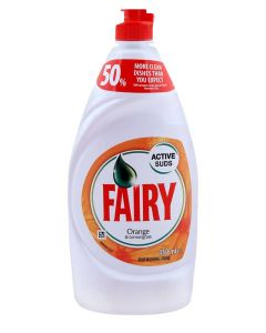 Fairy Opvaskemiddel Appelsin & Citrongræs 450ml