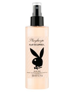 Playboy Play It Lovely Body Mist 200 ml