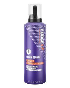 Fudge-Clean-Blonde-Violet-Xpander-Foam-200mL