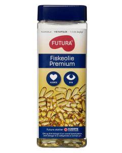 Futura Fiskeolie Premium 140stk