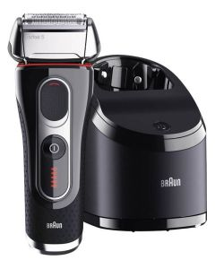 Braun Shaver Series 5 + Clean & Charge Station - 5090cc