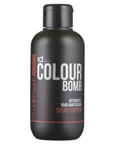 ID Hair Colour Bomb - Shiny Copper 250 ml