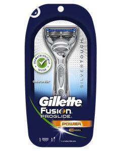 Gillette Fusion Proglide Power Silvertouch - Razor