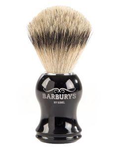 Barburys Shaving Brush - Light Silhouette