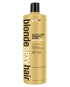 Blonde Sexy Hair Sulfate-Free Bombshell Blonde Conditioner 1000 ml