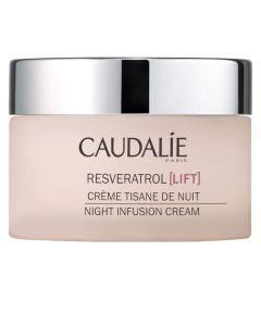 Caudalie Resvératrol Night Infusion Cream 50 ml