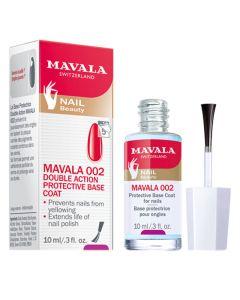 Mavala 002 Double Action Protective Base Coat 10 ml