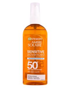 Garnier Ambre Solaire Sensitive Advanced Oil SPF 50